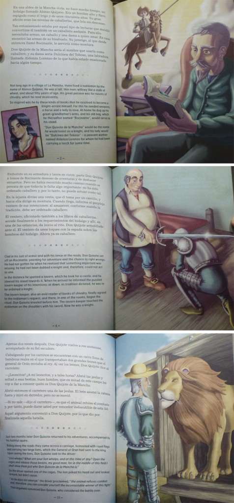 Quijote paginas 1